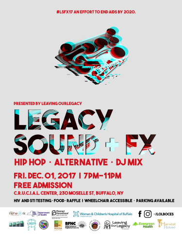Legacy FX World AIDS Day